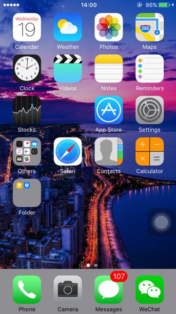customize iPhone Home Screen without jailbreak