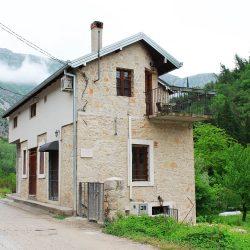 Traditional Bosnian House