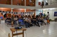 13.11.2015, Campus da Universidade Federal do Acre - UFAC, Rio Branco/Acre. IX Simpósio Linguagens e Identidades da/na Amazônia Sul Ocidental. Foto: Deyse Cruz