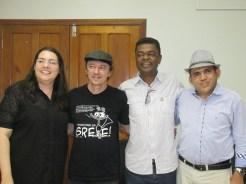 2016 - Defesa de dissertação de Evandro Luzia Teixeira