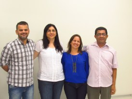 2016 - Defesa de dissertação de Ana Cláudia de Souza Garcia