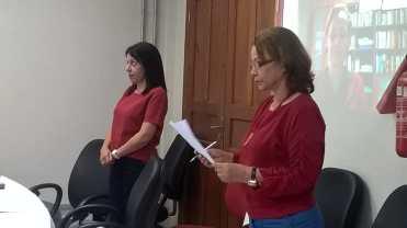 2018 - Defesa de dissertação de Ruth Negreiros da Silva