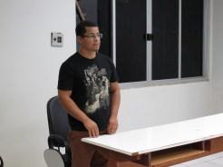 2018 - Defesa de dissertação de Anselmo de Jesus Damasceno