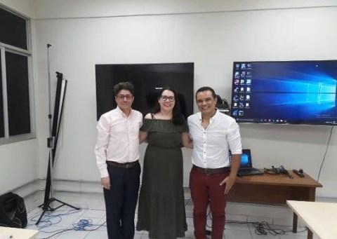 2019 - Defesa de dissertação de Francisco Marcelo da Silva Araújo