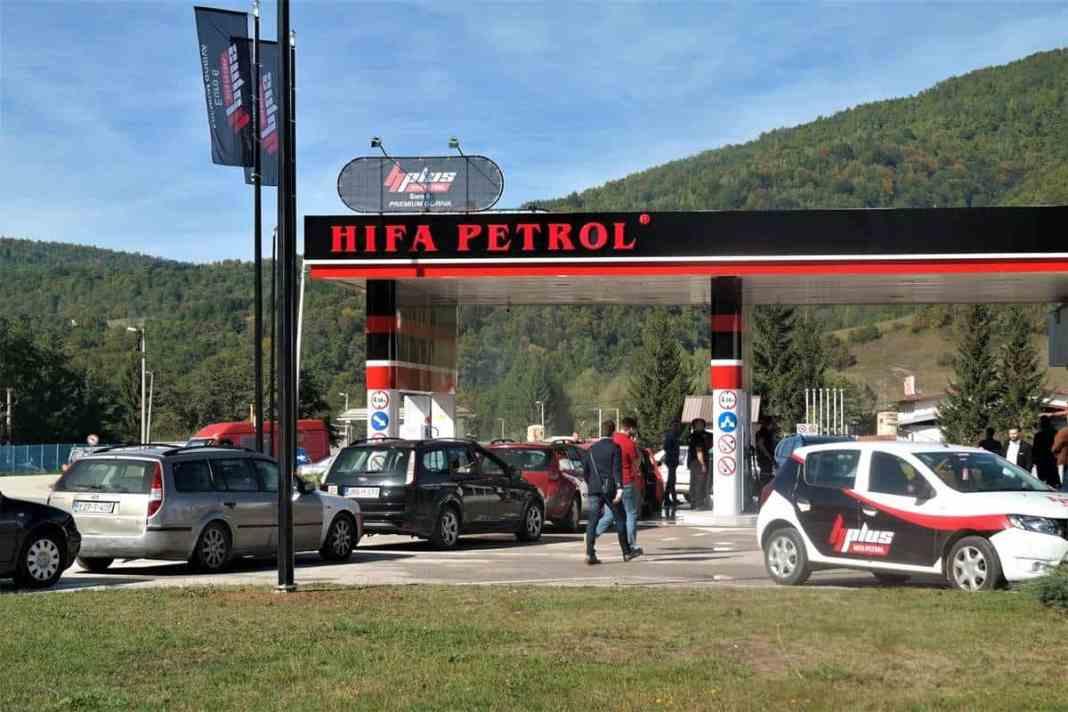 hifa petrol kresevo