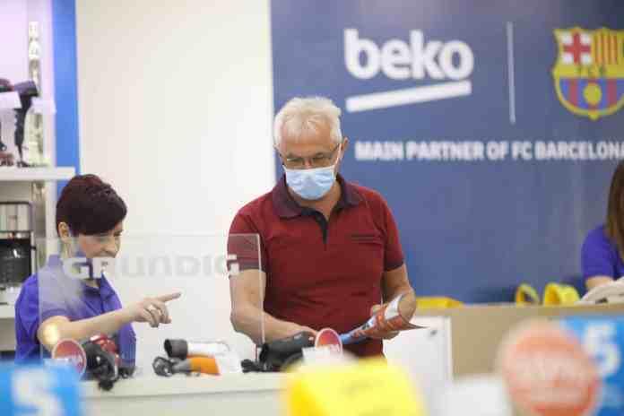(FOTO) Otvoren novi Omega Beko shop u Orašju