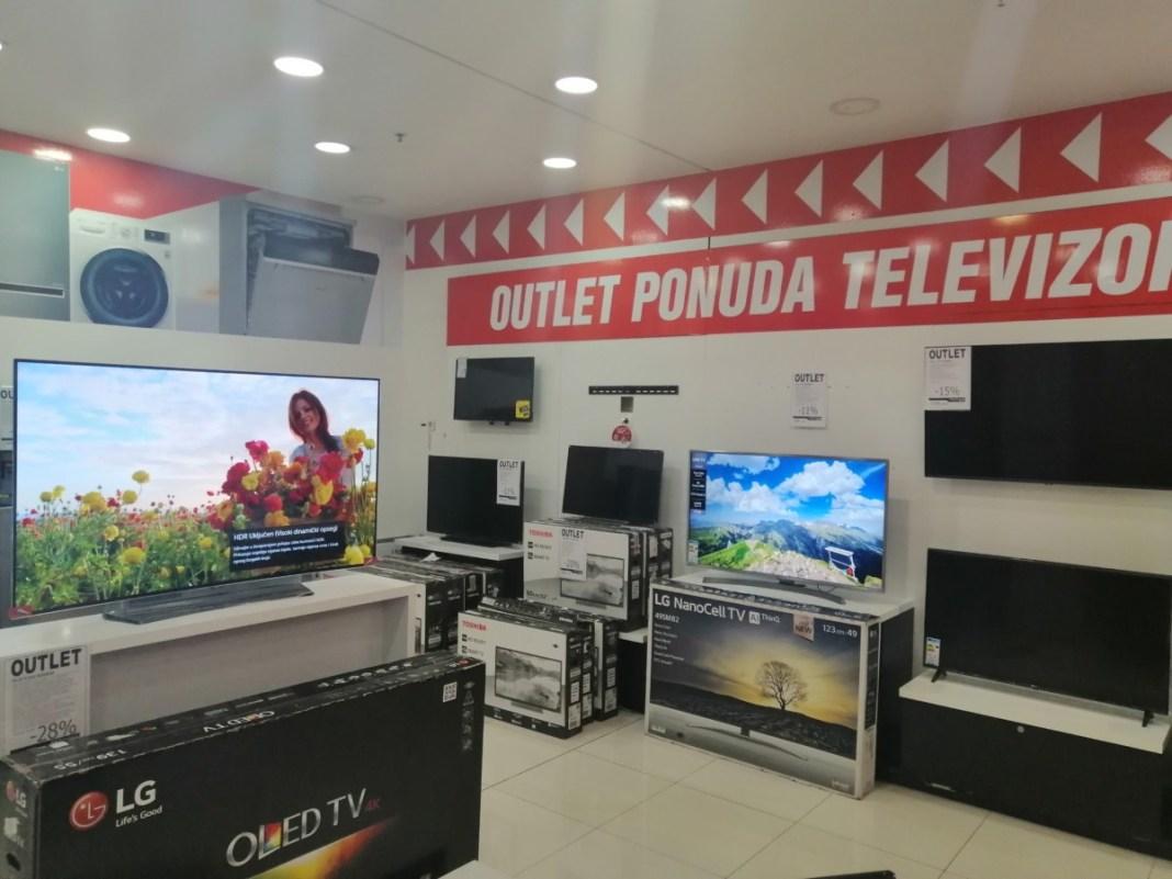Otvoren najveći outlet tehnike u Zenici