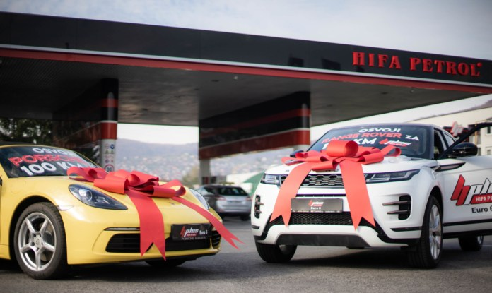 Hifa Petrol - Uručeni Porsche i Range Rover glavne nagrade velike igre!