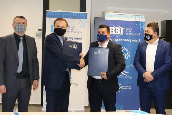 BBI banka i Kantonalni fond: Deset miliona KM za finansiranje privrede USK