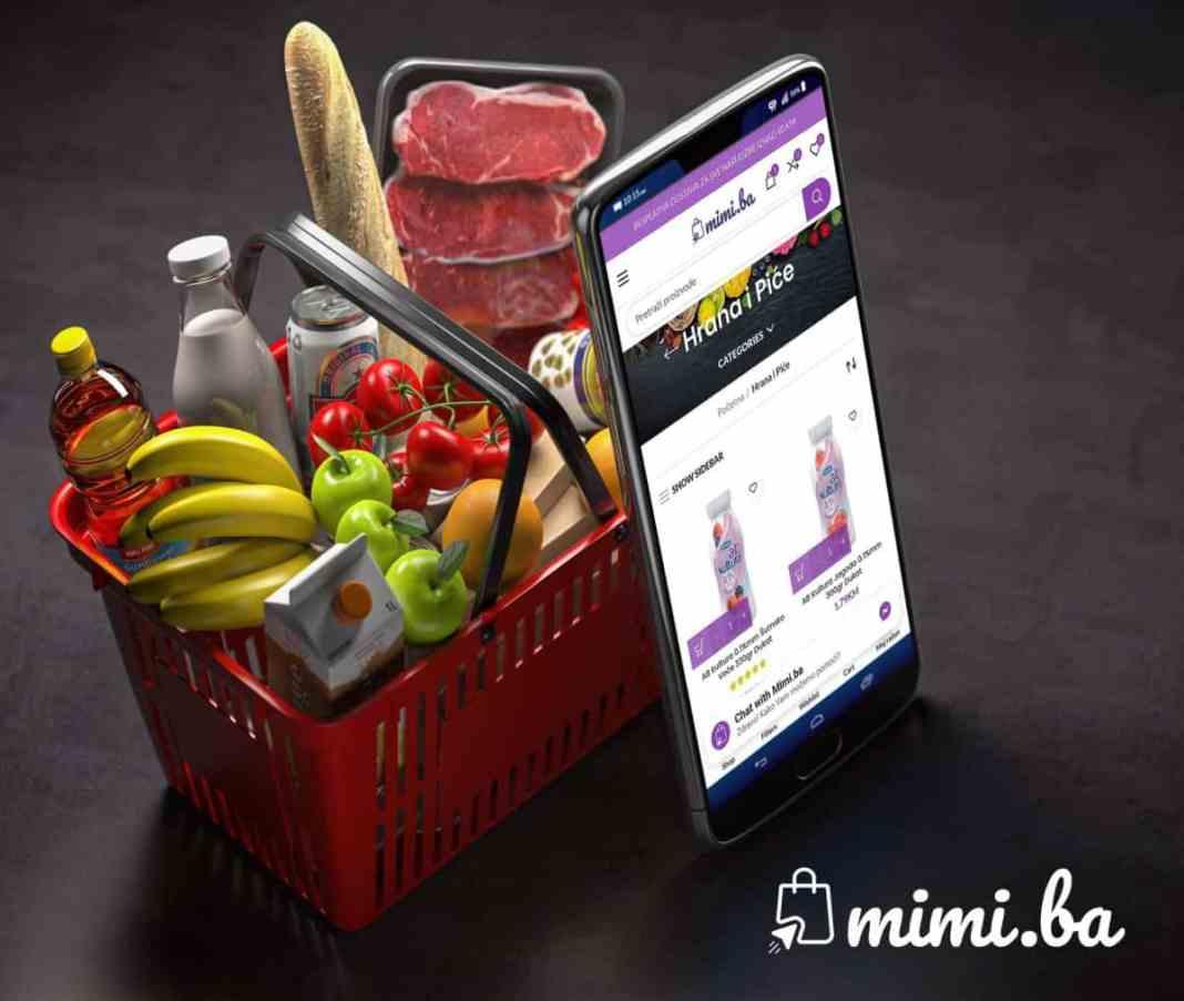 MIMI.BA / Po hranu više ne trebate u prodavnicu!