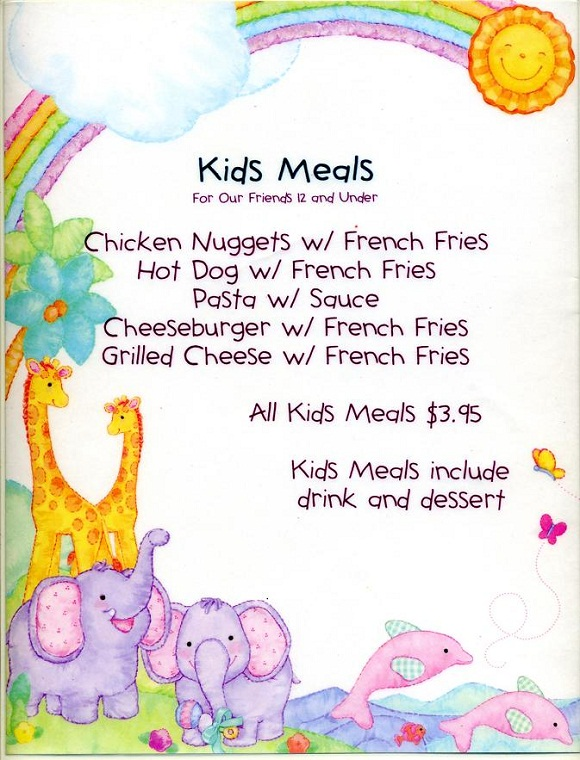 Kid Friendly Breakfast Restaurants Near Me