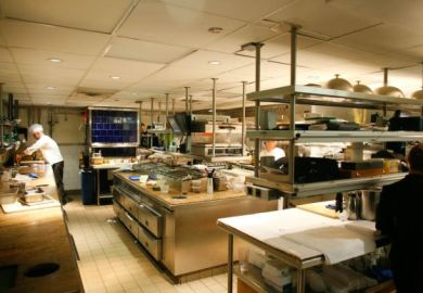 The Complete Guide To Restaurant Kitchen Design Pos Sector