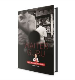 waiter guru a perfect guide for starters and professionals for waiters bartenders  [ 2500 x 2110 Pixel ]