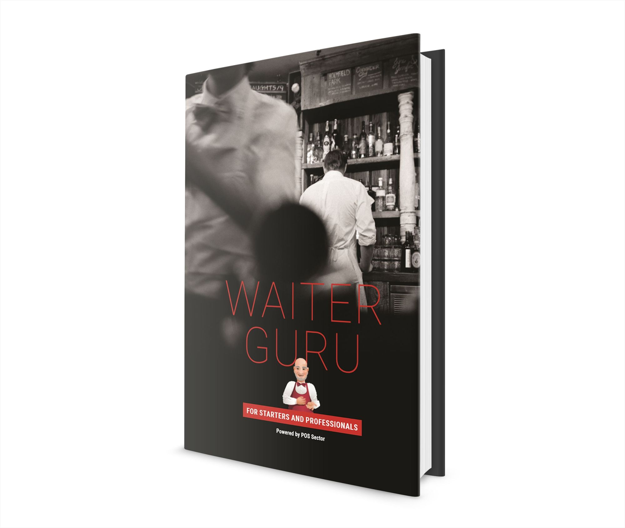 hight resolution of waiter guru a perfect guide for starters and professionals for waiters bartenders