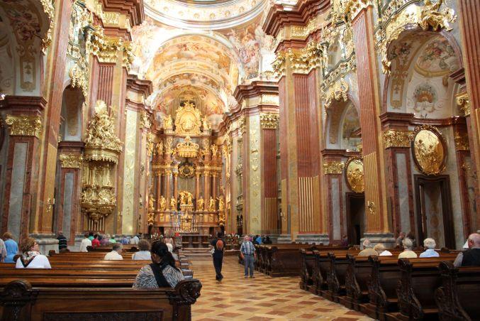 Melk Abbey Prayers