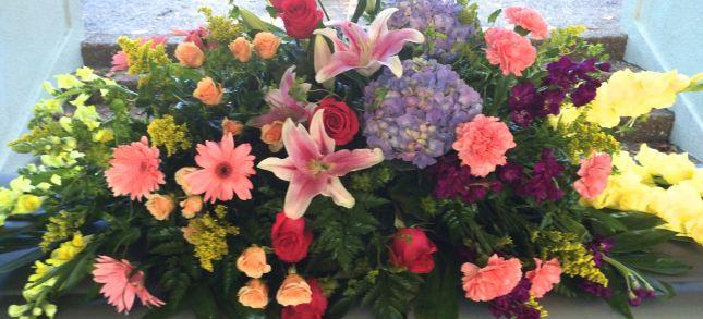 Mama's flowers