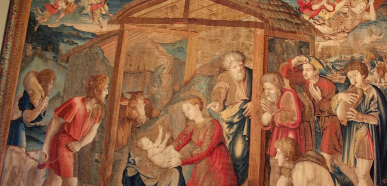 Birth of Jesus Tapestry - 1