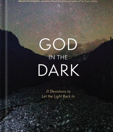 God in the Dark Cover