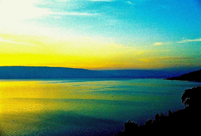 Sea of Galilee - 1