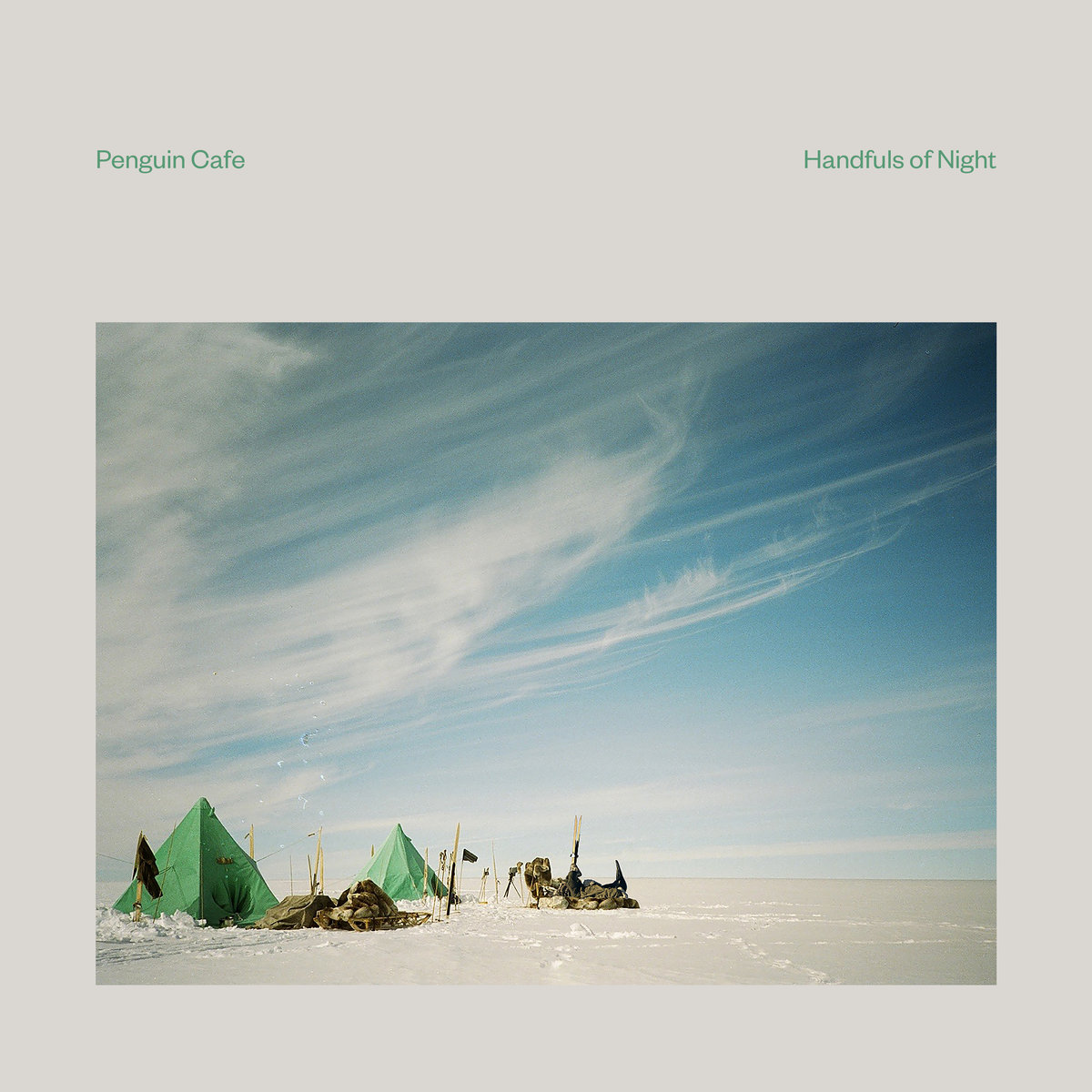 Penguin Cafe – Handfuls of Night