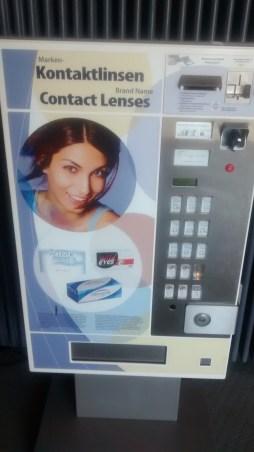 Kontaktlinsen to-go