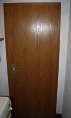 Baustelle Nr.1 - alte Tür