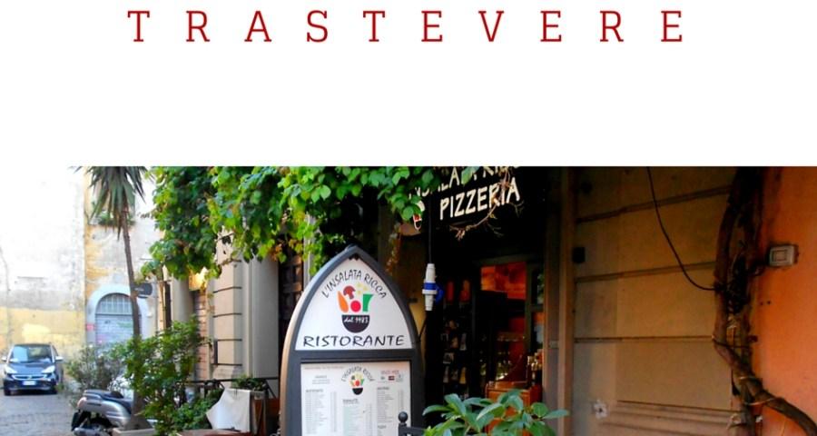 centro de Roma, Trastevere