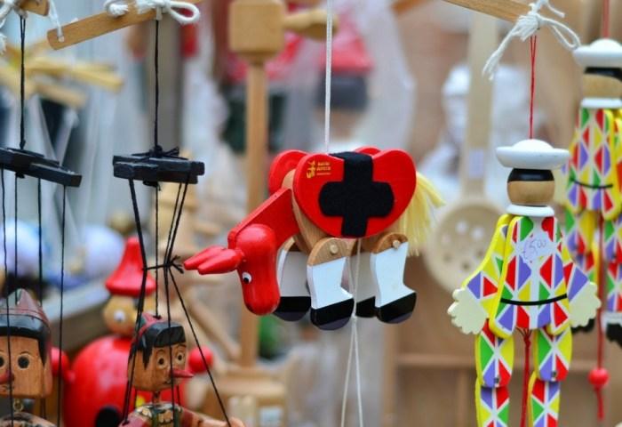 brinquedos em Roma