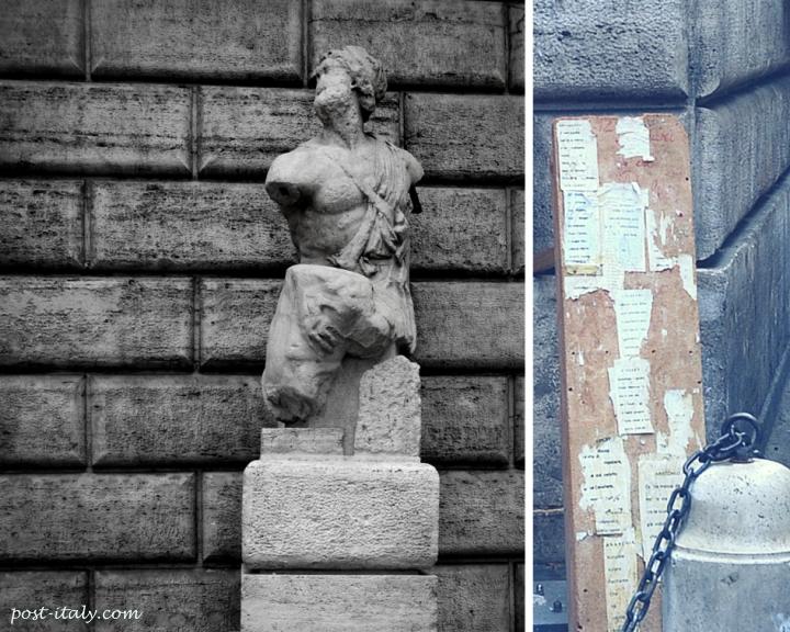 piazza Pasquino, Roma
