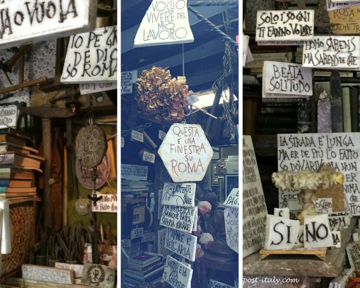 loja via Margutta