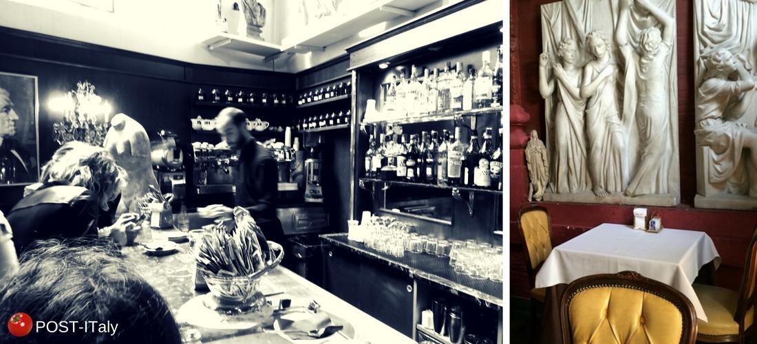 Caffè Canova Tadolini em Roma