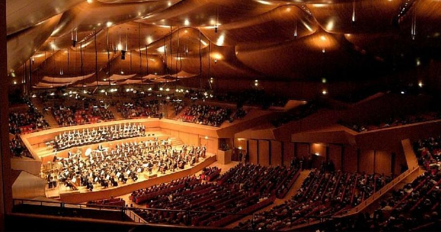 Auditorium Parco dela Musica