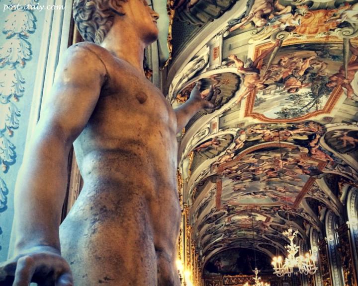 galleria degli specchi, roma