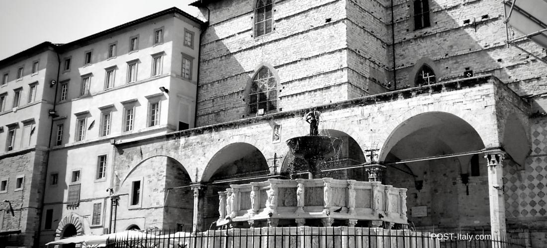 Perugia, na Itália