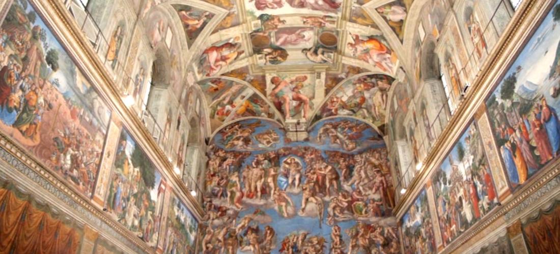 Image result for capela sistina