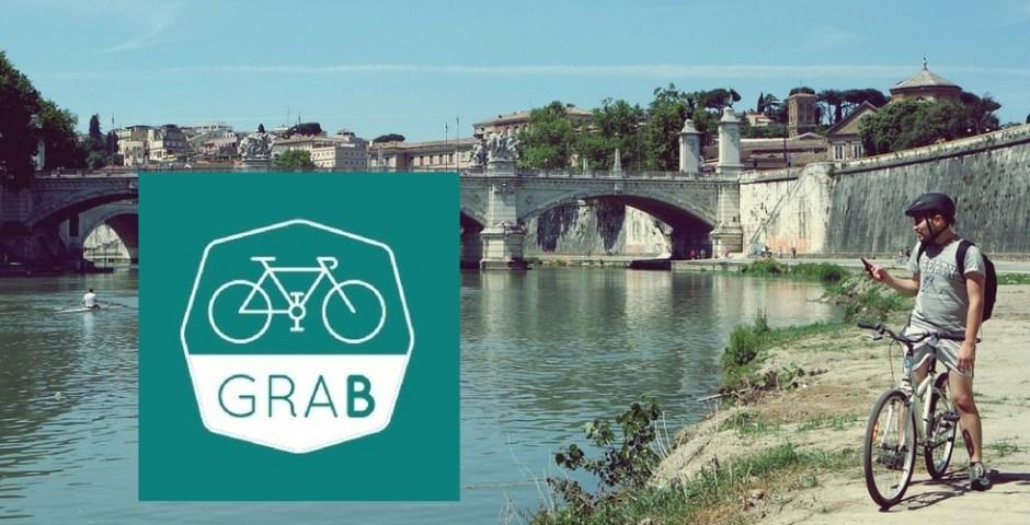 Grab, Roma