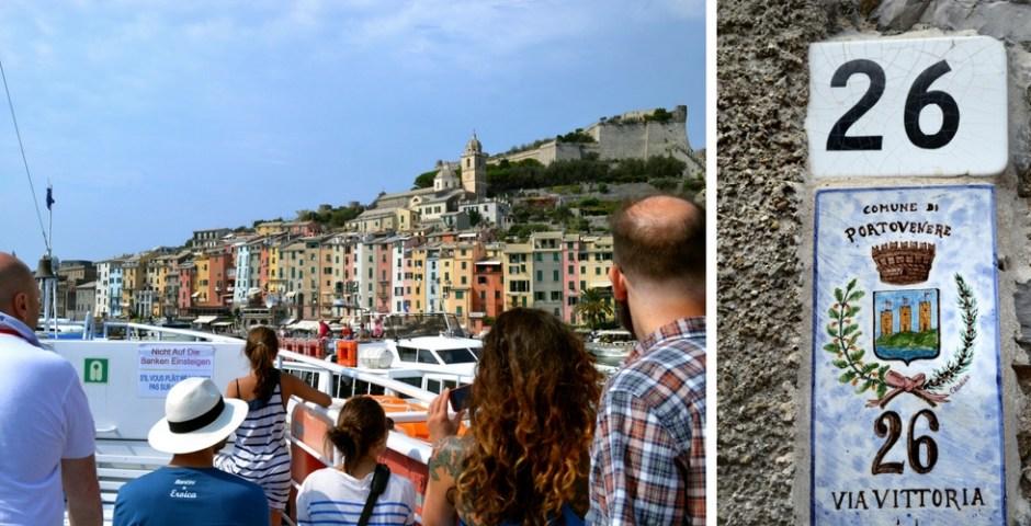 Porto Venere, a sexta terre da Ligúria