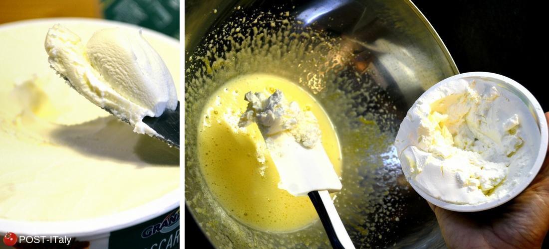 sobremesas italianas: tiramisù