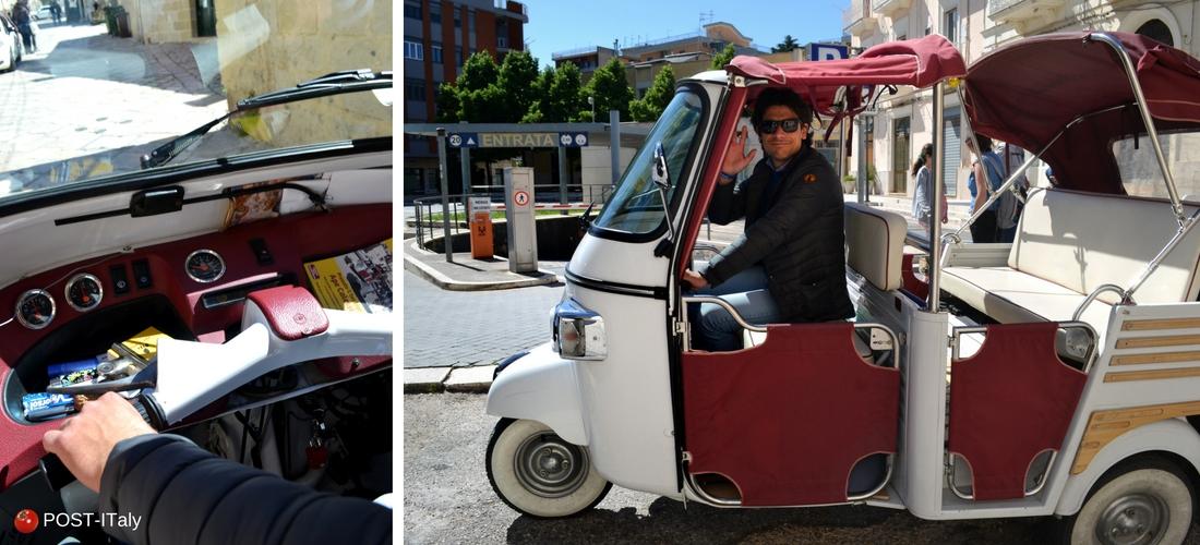 Ape, veículo italiano Piaggio