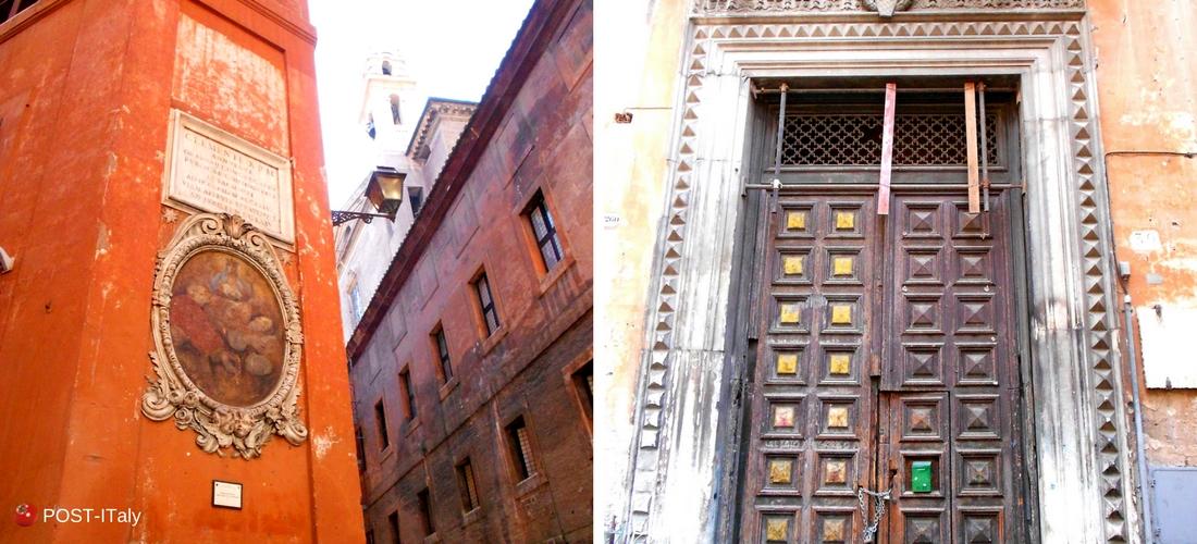 viagem para Roma, Itália