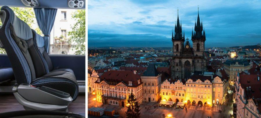 mochileiros: como viajar de ônibus pela Europa