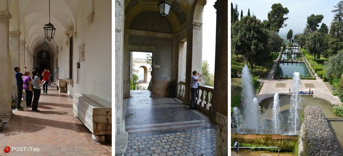 Villa d´Este em Tivoli