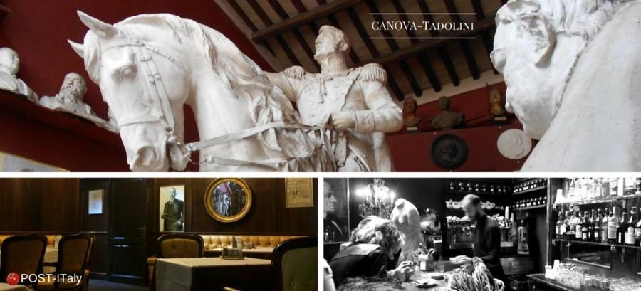 cafeterias históricas em Roma