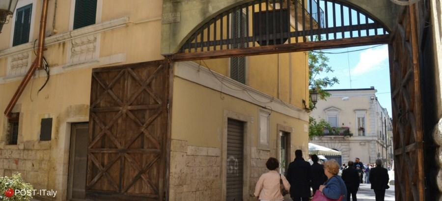 Viagem para a Puglia: Altamura