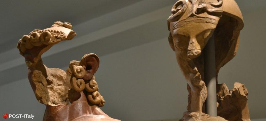 Museu Nacional Etrusco, Roma