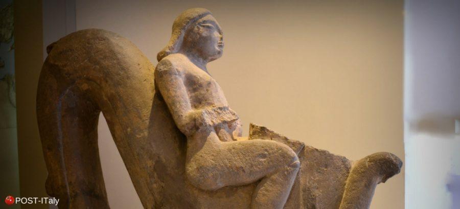 Museu Nacional Etrusco, Roma, Itália