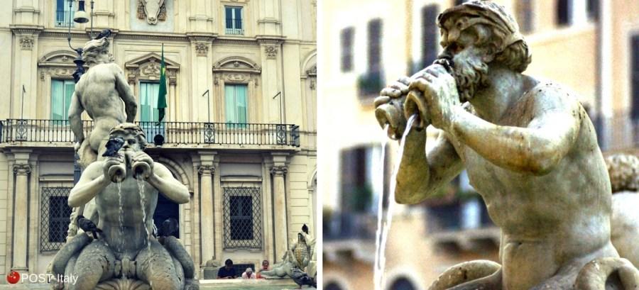 Fontes em Roma