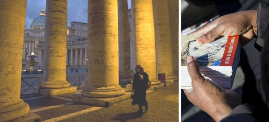 inverno e frio intenso na Itália