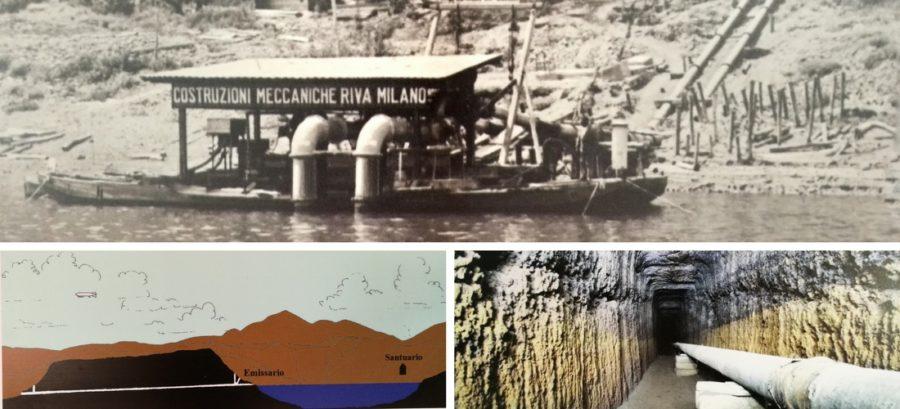 Lago de Nemi, Castelli Romnai