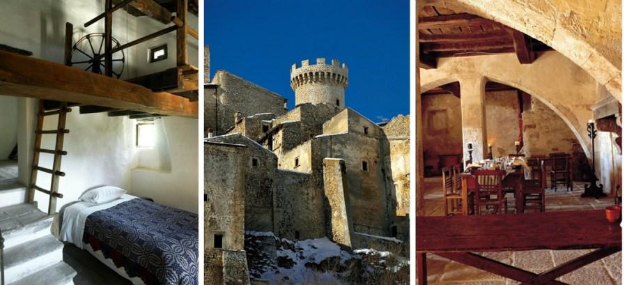 albergo diffuso na Itália, Sextantio